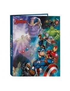 Carpeta Safta Avengers...
