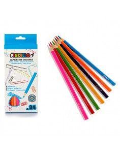 Lápices de colores (24 pcs)
