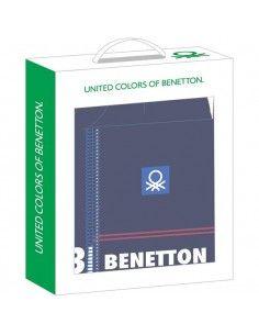 Set de Regalo Benetton Azul...