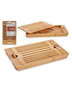 Tabla de Cocina de Bambú...