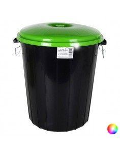Cubo de basura Con Tapa (50...