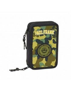 Plumier Doble Paul Frank...