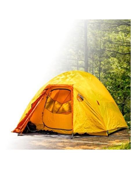 Camping y Montaña