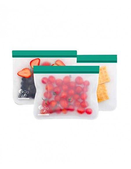 Papel y bolsas de conservación