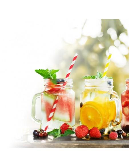 Bebidas, refrescos e infusiones